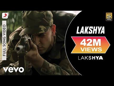 Lakshya - Title Track   Hrithik Roshan