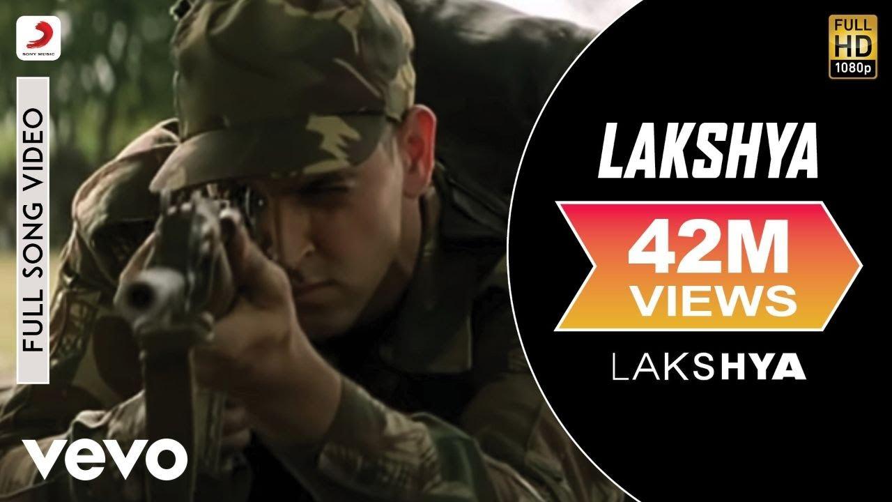 लक्ष्य Lakshya Full song Hindi Lyrics [2004] lyrics