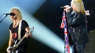 Def Leppard - Let it go @ Sweden Rock Festival 2015-06-04