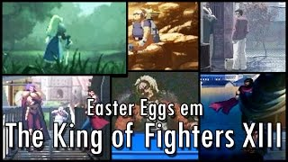 Easter Egg em The King of Fighters 13 - PT. 1