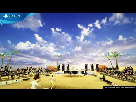 eCrossminton PS4 - Teaser #3 thumbnail