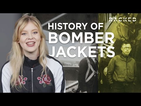 History Of Bomber Jackets: Why They're Trending | Racked