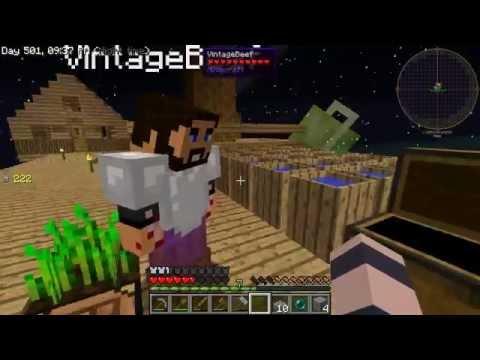 Minecraft Walkthrough - Sky Factory #4: Mob Farm 2 0 by EthosLab