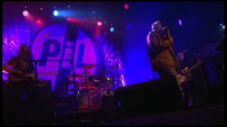 PiL Deeper Water  (Live at Heaven April 2nd 2012)