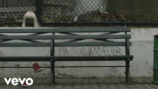 Смотреть онлайн Клип Sia - Chandelier (LYRIC VIDEO)