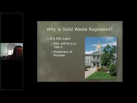Solid Waste Operator Training – Basic Training - YouTube