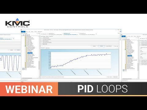 Webinar: PID Loops | 08.16.19