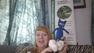 Childinu Oxford – Pete the Cat and His White Shoes