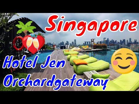 Hotel Jen Orchardgateway Singapore: REVIEW