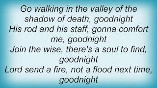 Aaron Neville - I Bid You Goodnight Lyrics