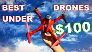 Top 5 Best Drones Under $100 - TheRcSaylors