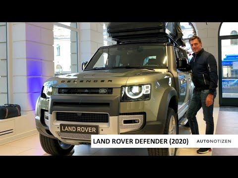 Land Rover Defender 110 (2020) - Vorstellung / kein Fahrbericht