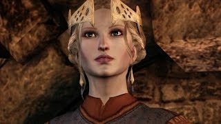 Alistair and Anora marriage | Dragon Age: Origins