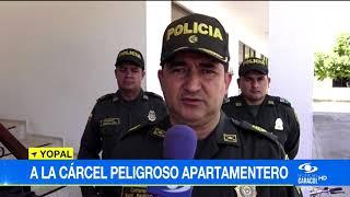 CAPTURAN AL MÁS PELIGROSO DE LOS PIDIACHI