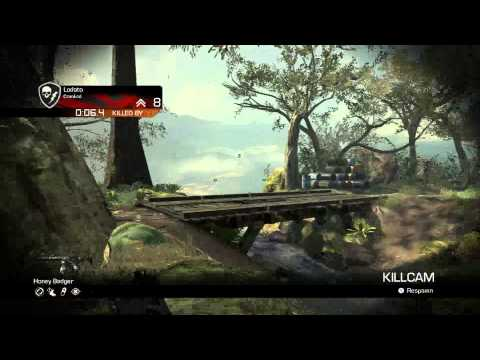 call of duty ghosts wii u extinction mode