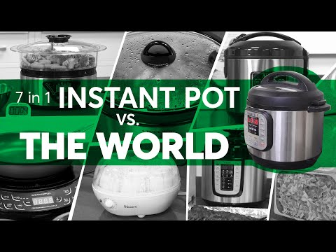 Instant Pot Vs. The World    Consumer Reports