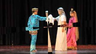 ECD Dance Company of the Philippines - Muslim Suite - Folk Dances as Signposts in Philippine History