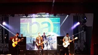 I'll Be The One - Boyce Avenue (Live in Baguio)