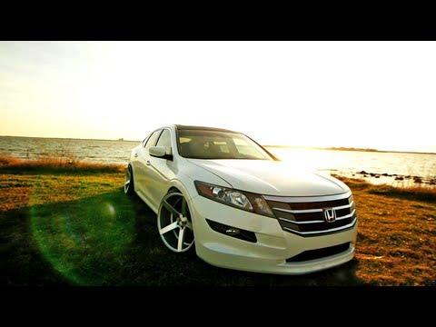 "Honda Accord Crosstour on 20"" VVS-CV3 Concave Wheels / Rims"
