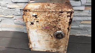New York couple finds buried treasure in backyard