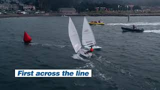 2024 Olympics: Laser Slalom proposed as a mixed-gender event – a relay, or add the scores together o
