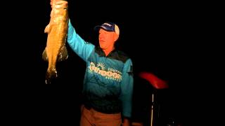 Richland Chambers Lake TX Night Bass Fishing SNEAK PEEK PREVIEW