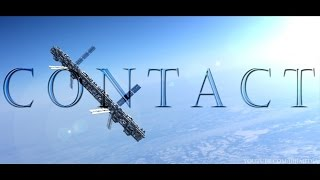 CONTACT Sci Fi Movie 2016 Experimental Trailer Made In Blender 3d And After Effects