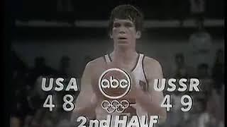 Финал баскетбольного турнира Олимпийских игр СССР США 1972 год