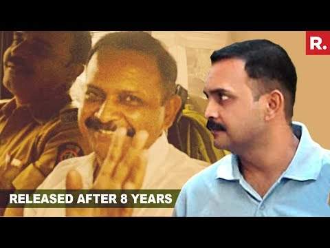 Col Purohit Reaches Colaba Military Station