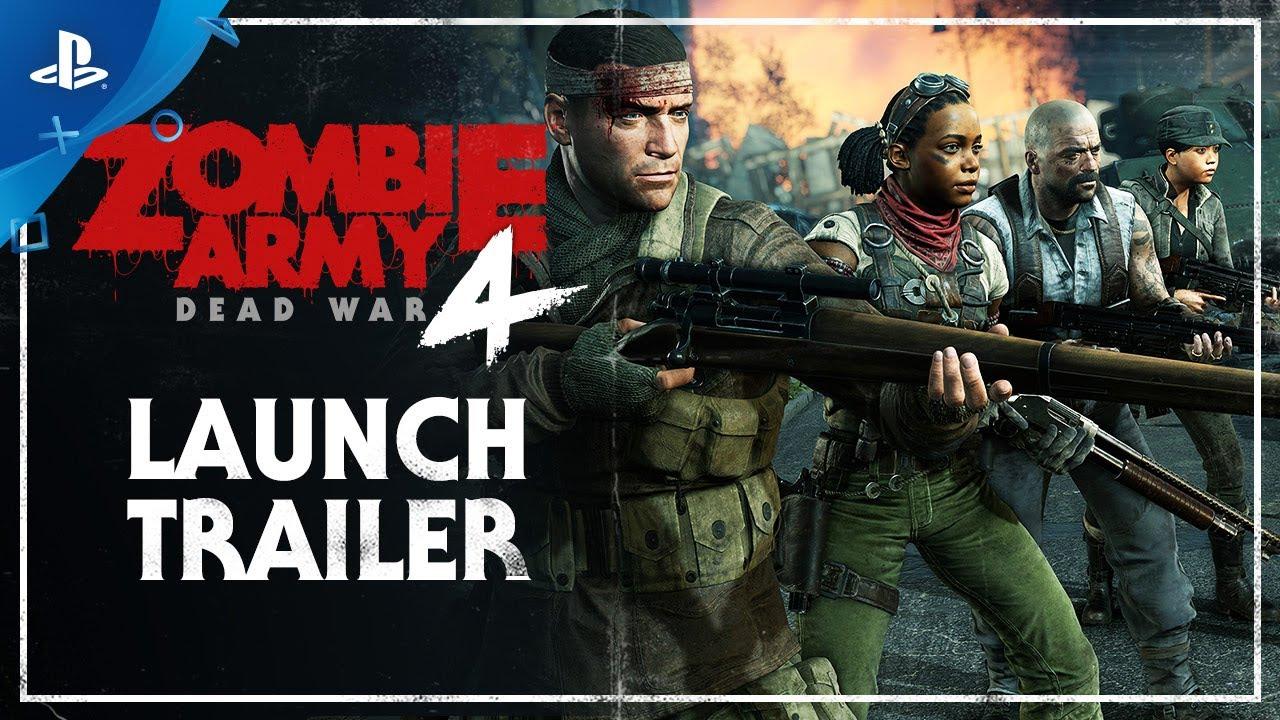 Jogos do PlayStation Plus para abril: Days Gone, Oddworld: Soulstorm e Zombie Army 4: Dead War