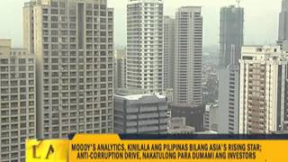Moody's: Philippines is Asia's rising star