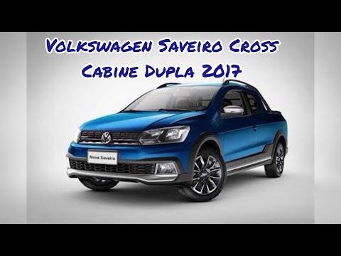 Test Drive Volkswagen Saveiro Cross 2017 Cabine Dupla   Review   motoreseacao
