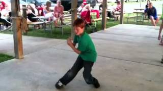 Little boy can dance better than moves like jagger