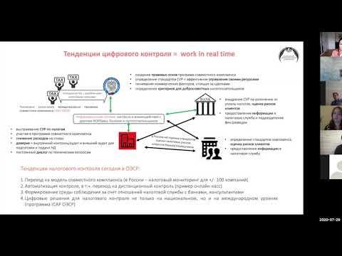 Налоговый комплаенс как основа взаимодействия предприятия и государства