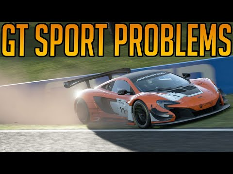 What is Wrong with Gran Turismo Sport?