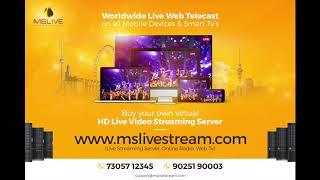 online live webcasting