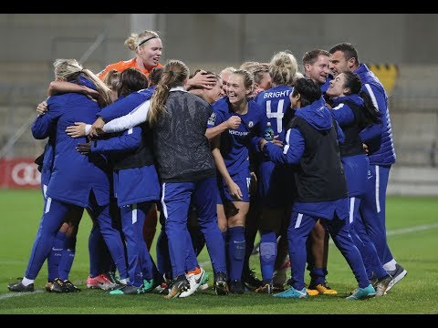 Bayern Munich Vs Chelsea Ladies  |  Live Champions League Football