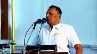 Tamil Christian Message - Dr. Pushparaj - Mizpah - A Well Balanced Christian Family Message