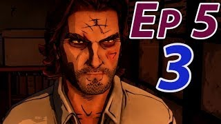 The Wolf Among Us - Cry Wolf - Part 3 (Choice Path 2) Attack, Trial, Rip His Head Off