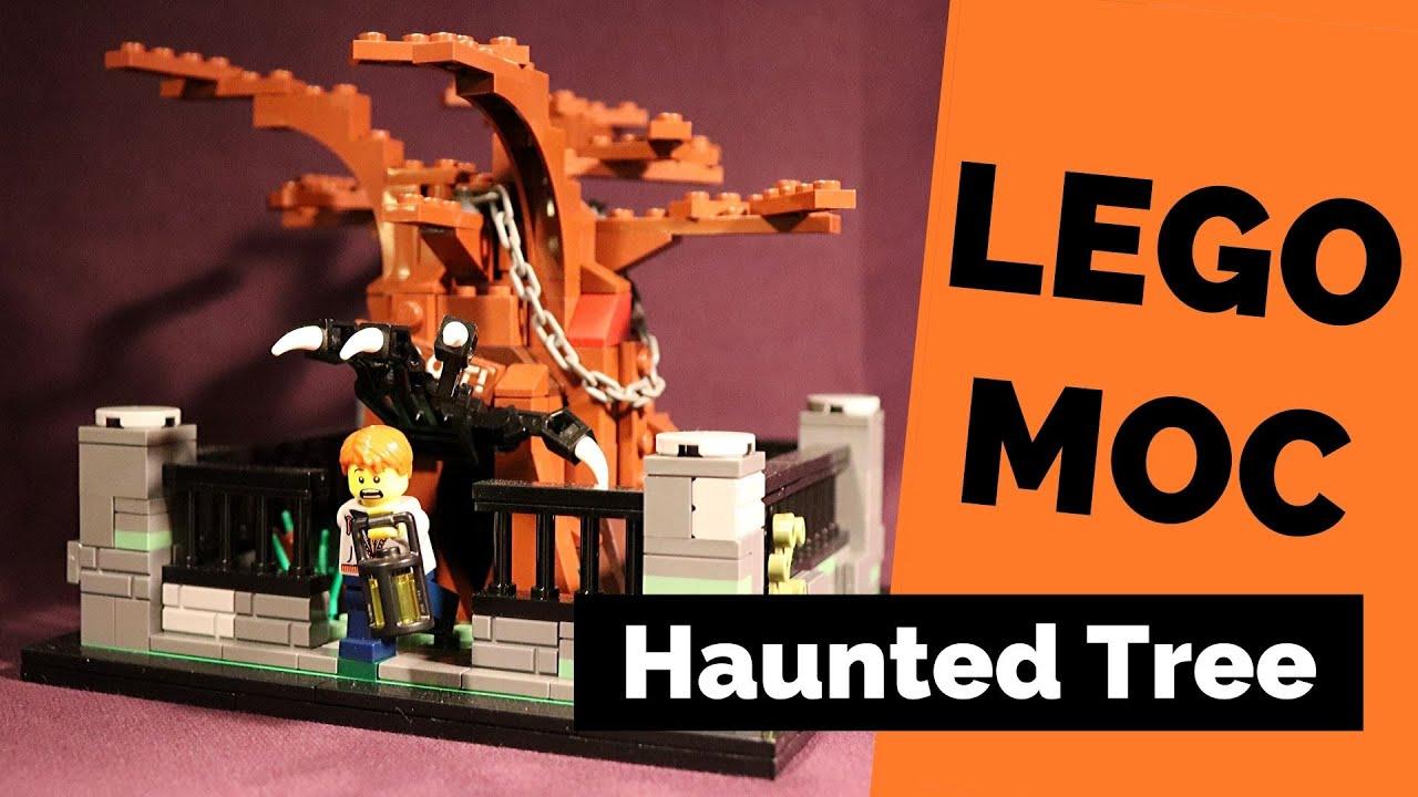 LEGO MOC - Halloween Haunted Tree [BTN Halloween Special]