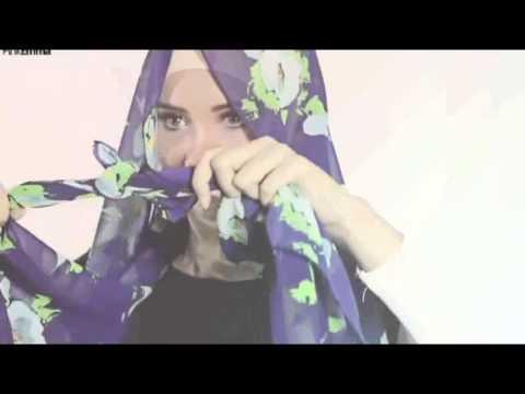 Video 4 Cara memakai Jilbab ala Zaskia Sungkar Style