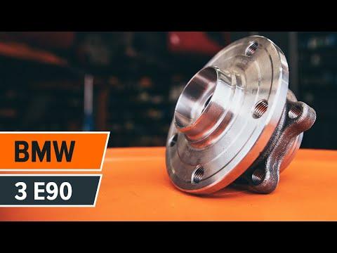 Come sostituire il Cuscinetto Ruota anteriore su BMW 3 E90 TUTORIAL | AUTODOC