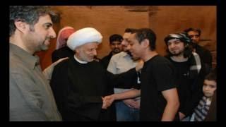 preview picture of video 'زيارة الشيخ عبدالحميد المهاجر لمسرحية الموروث 2'