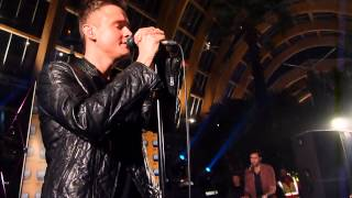 Keane - Life On Mars (HD) Live Acoustic and Intimate 19/11/2013