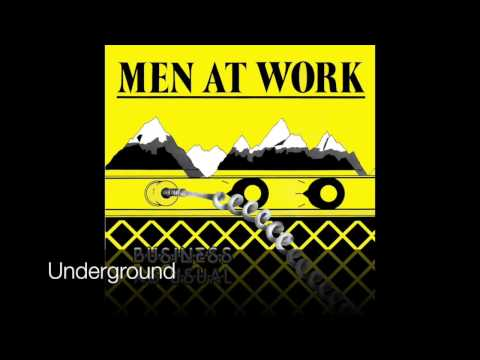 Men At Work - Business As Usual Full Album Mp3