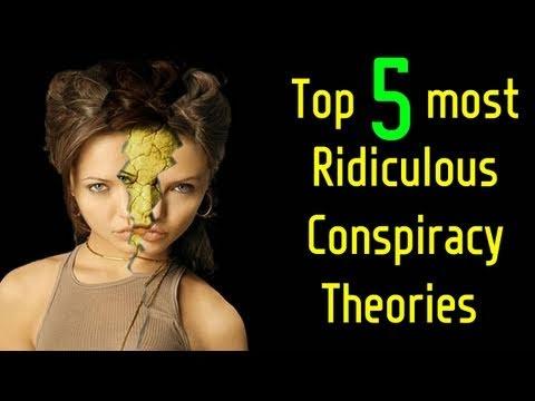TOP 5 nejsměšnějších konspiračních teorií