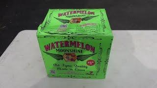 WATERMELON MOONSHINE - 500G CAKE - MAD OX FIREWORKS