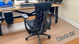 Herman Miller Embody 1 Month Review -  Worth It?