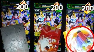 Mutli devices summon! LR Gogeta/Vegito+ SSJ4 Goku Banner! Dokkan battle!