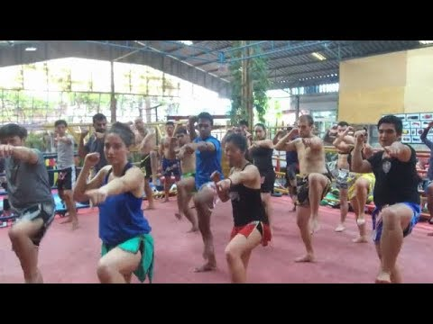 Instructor Course Succesful Muay Thai Training & Certifications ...